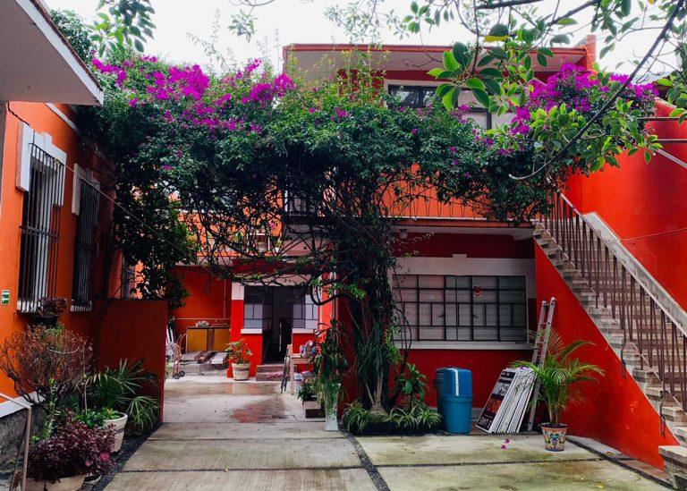 Casa de Cultura Mexico City